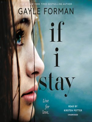 cover image of If I Stay