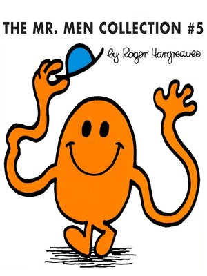 cover image of The Mr. Men, Collection 5