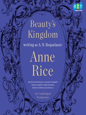 cover image of Beauty's Kingdom