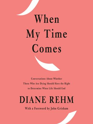 cover image of When My Time Comes