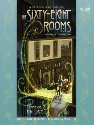 cover image of The Sixty-Eight Rooms