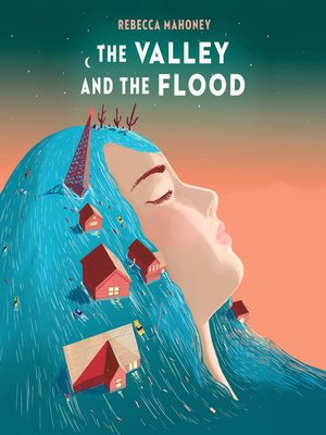 cover image of The Valley and the Flood
