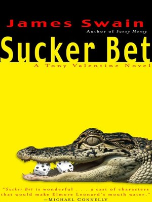 cover image of Sucker Bet