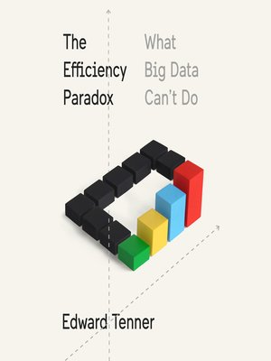 cover image of The Efficiency Paradox