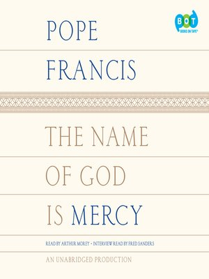 cover image of The Name of God Is Mercy