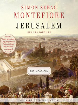 cover image of Jerusalem