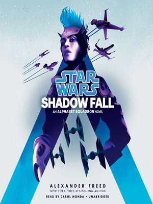 cover image of Shadow Fall (Star Wars)