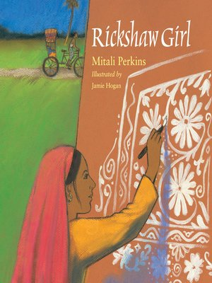 cover image of Rickshaw Girl