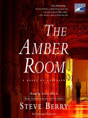 cover image of The Amber Room
