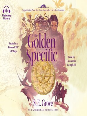 cover image of The Golden Specific