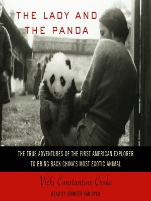 cover image of The Lady and the Panda