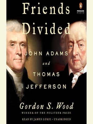 cover image of Friends Divided