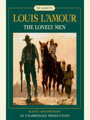 cover image of The Lonely Men