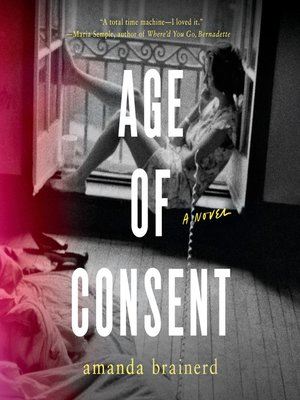 cover image of Age of Consent