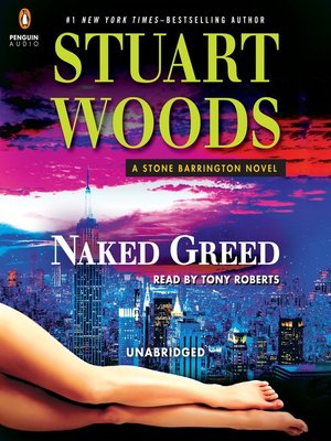 cover image of Naked Greed