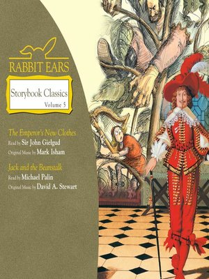 cover image of Rabbit Ears Storybook Classics, Volume 5