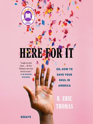 cover image of Here for It