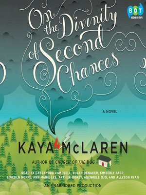 cover image of On The Divinity of Second Chances