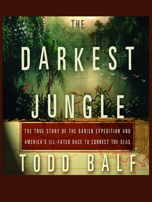 cover image of The Darkest Jungle