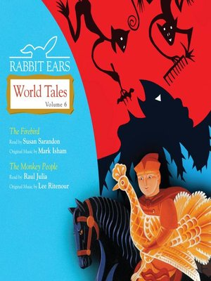 cover image of Rabbit Ears World Tales, Volume 6