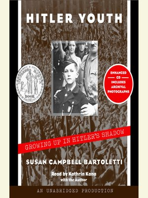 cover image of Hitler Youth
