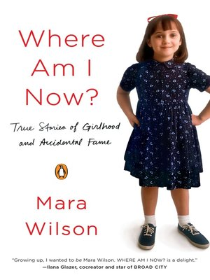 cover image of Where Am I Now?