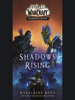 cover image of Shadows Rising (World of Warcraft