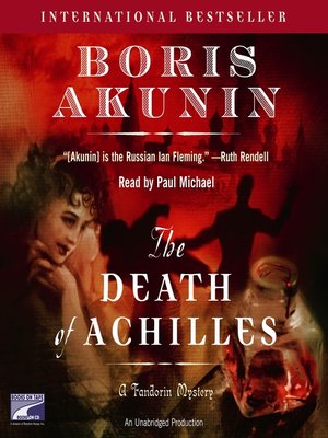cover image of The Death of Achilles