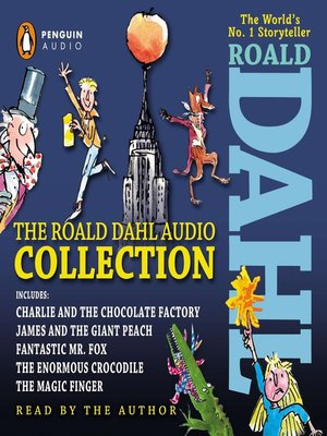 cover image of The Roald Dahl Audio Collection