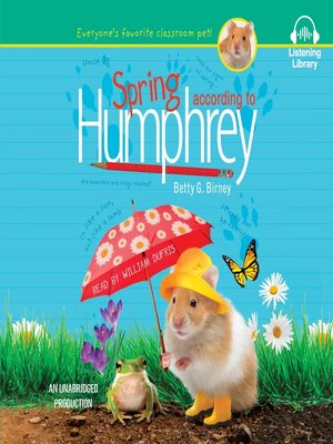 cover image of Spring According to Humphrey