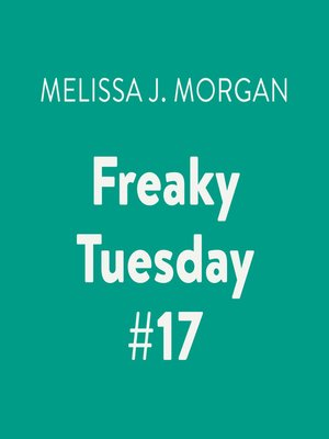 cover image of Freaky Tuesday