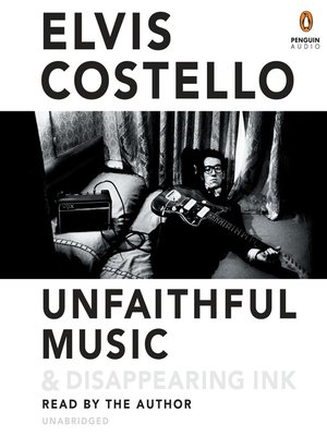 cover image of Unfaithful Music & Disappearing Ink
