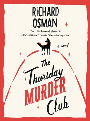cover image of The Thursday Murder Club