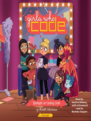 cover image of Spotlight on Coding Club!