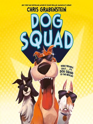 cover image of Dog Squad