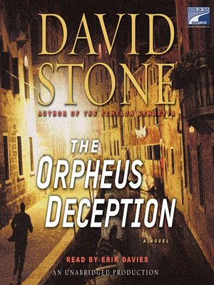 cover image of The Orpheus Deception