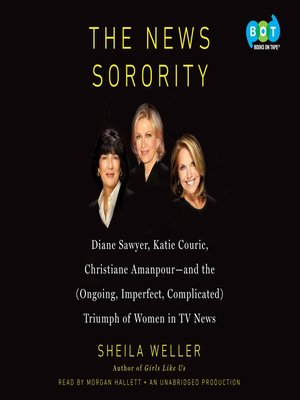 cover image of The News Sorority
