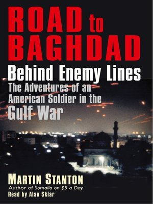 cover image of Road to Baghdad