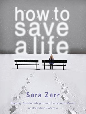cover image of How to Save a Life