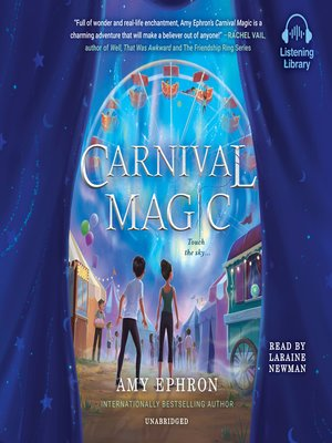 cover image of Carnival Magic