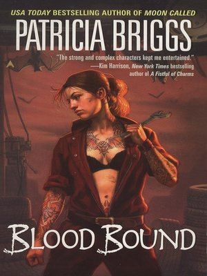 cover image of Blood Bound