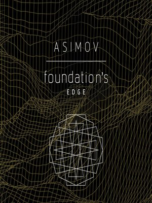 cover image of Foundation's Edge