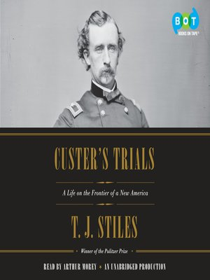 cover image of Custer's Trials