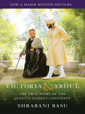 cover image of Victoria & Abdul (Movie Tie-in)