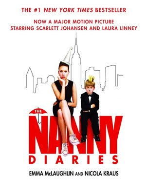 cover image of The Nanny Diaries