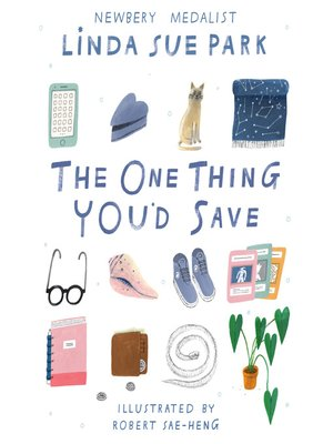 cover image of The One Thing You'd Save