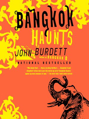 cover image of Bangkok Haunts