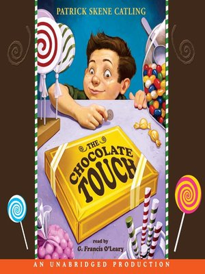 cover image of The Chocolate Touch
