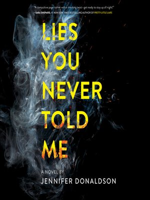 cover image of Lies You Never Told Me