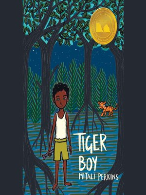 cover image of Tiger Boy